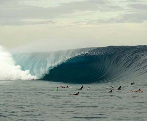 Expression session at the 2012 Volcom Fiji pro