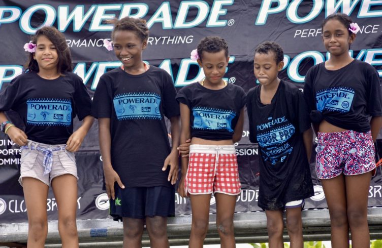 Powerade Junior Pro presented by Cloudbreak